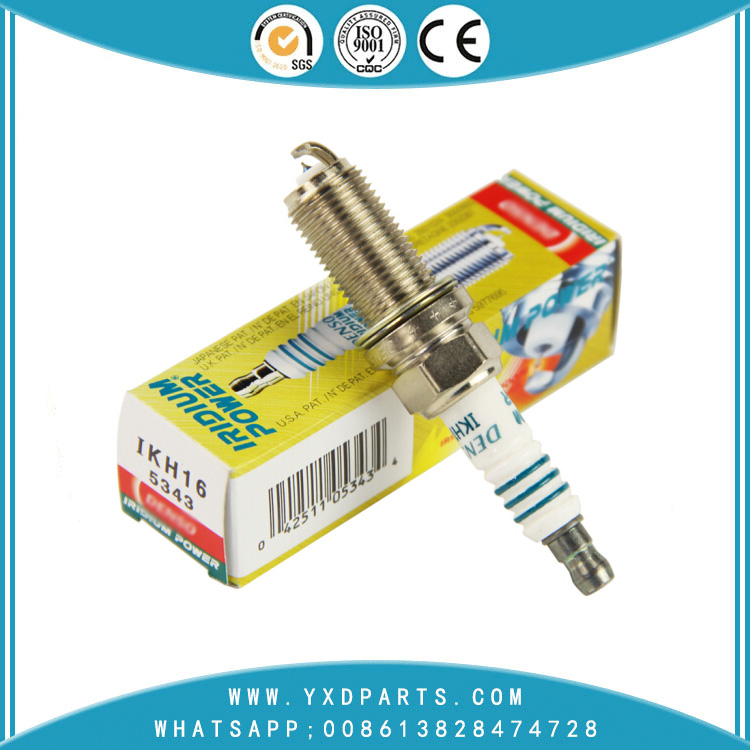 For DENSO SPARK PLUGS candle IK20L 5358