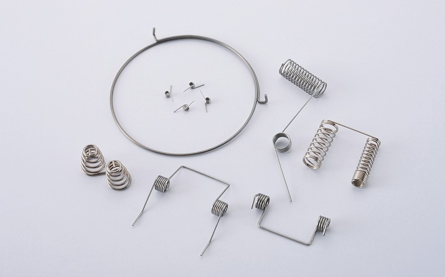Unique and reliable wire forming springs atAFR Precision