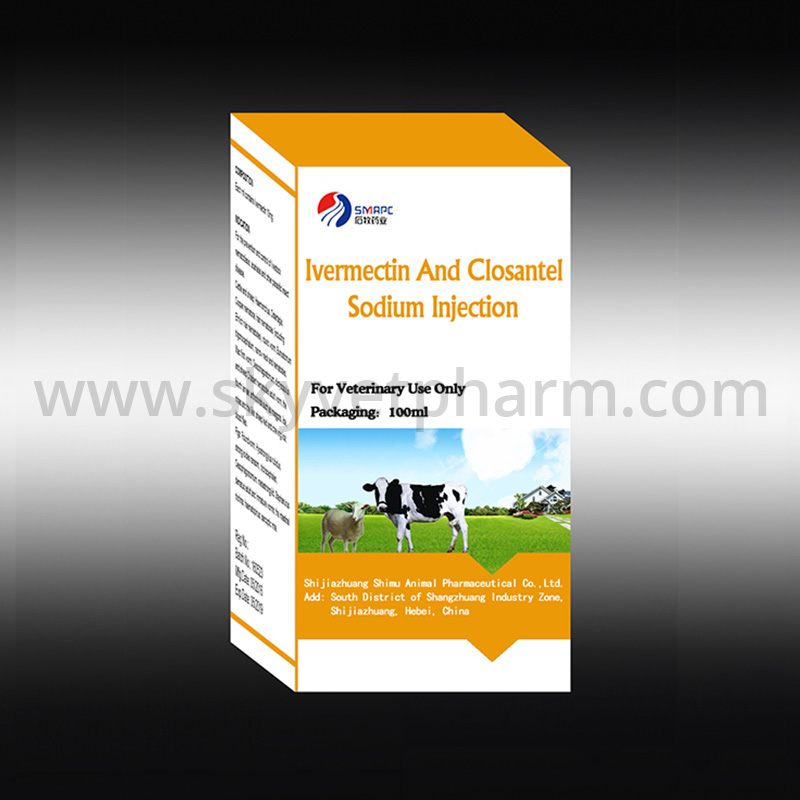 Ivermectin and Closantel Sodium Injection