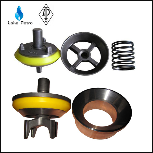 Mud Pump Valve and Valve Seat
