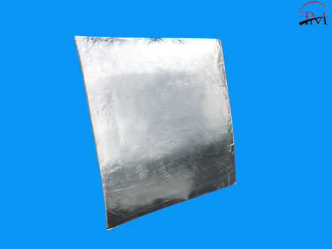 Aluminum Foil Aerogel Insulation Blanket
