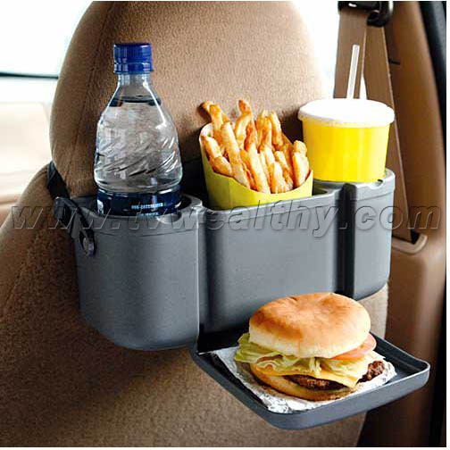 Back Seat Fast Food Holder