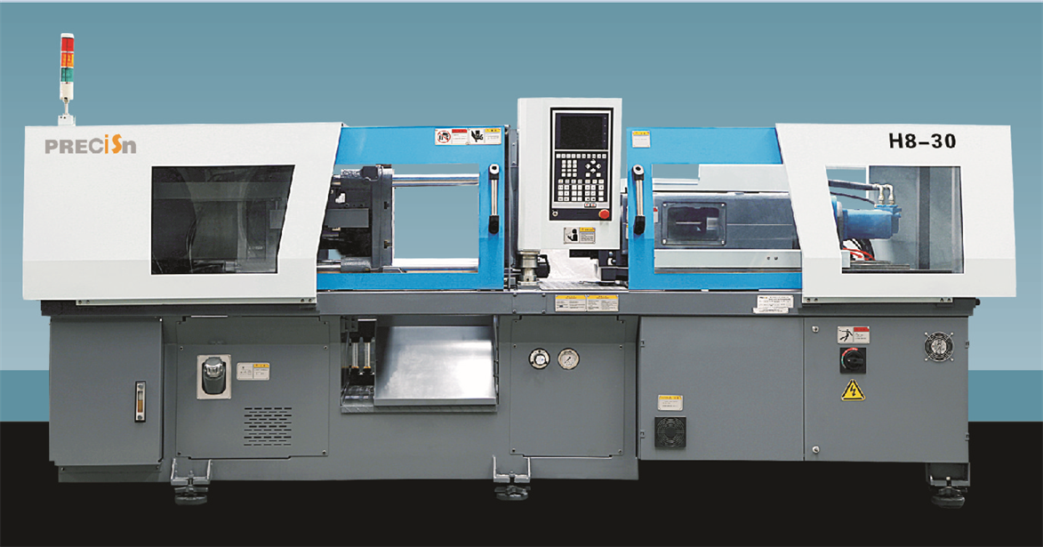 800T 8000KN Clamping Force High Performance Servo Energy Saving Plastic Injection Machine