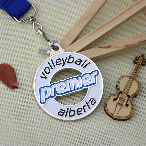 Volleyball Games Custom medals