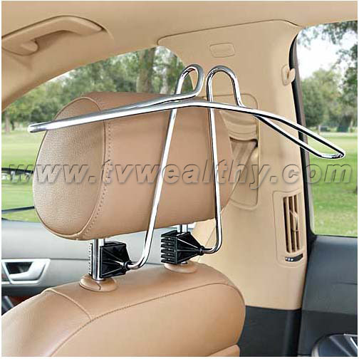 HEADREST COAT CADDY