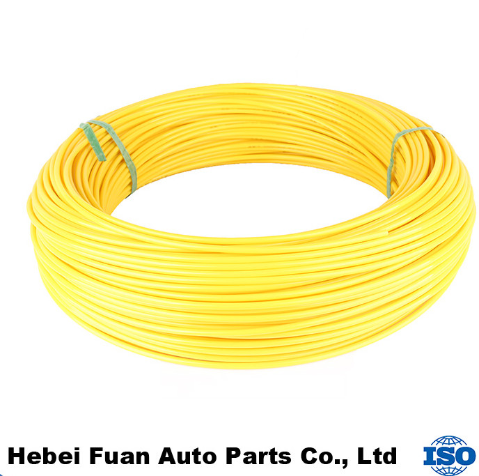 China manufacturer flexible nylon braided 200m/roll heat and chemical resistant Plastic hose/Pipe/tubing