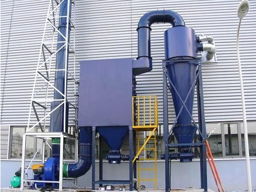 LEFILTER cyclone dust collector