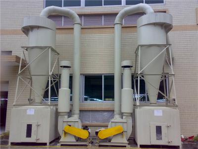 40000m3/hr cyclone industrial dust collector