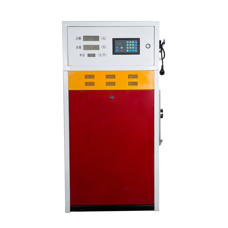 Sichuan Provincemobile fuel dispenser the guarantee of afte