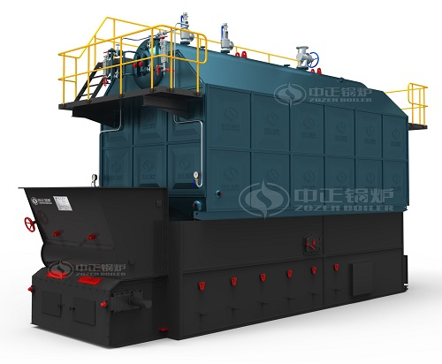SZL coal-fired hot water boiler