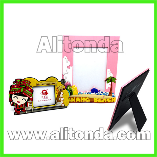 PVC photo frame mini cartoon picture framephoto frame mini cartoon picture frame