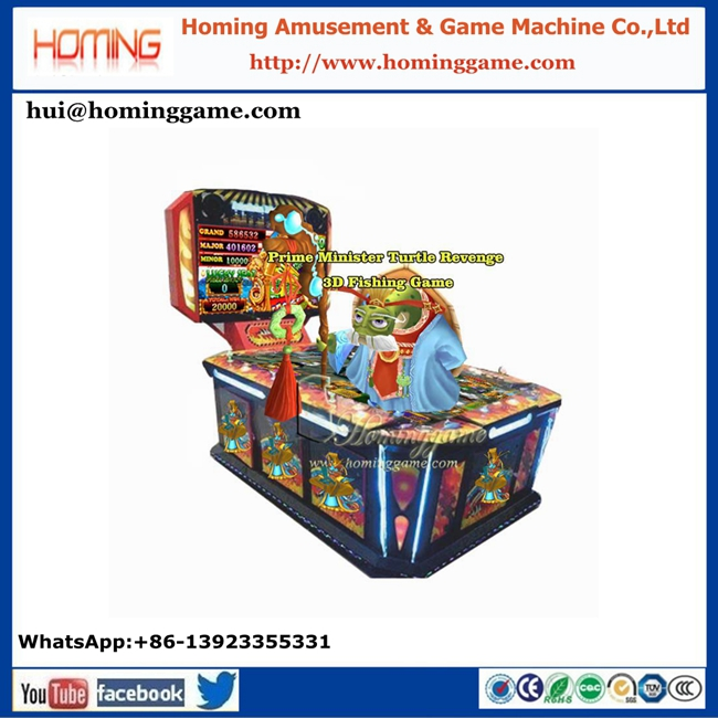 IGS kong jackpot fishing game machine | Prime Minister Turtle Revenge 3D Fishing Game Machine | Fishing Game Machine From