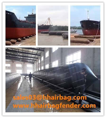 salvage airbag ship launching airbag roller airbag