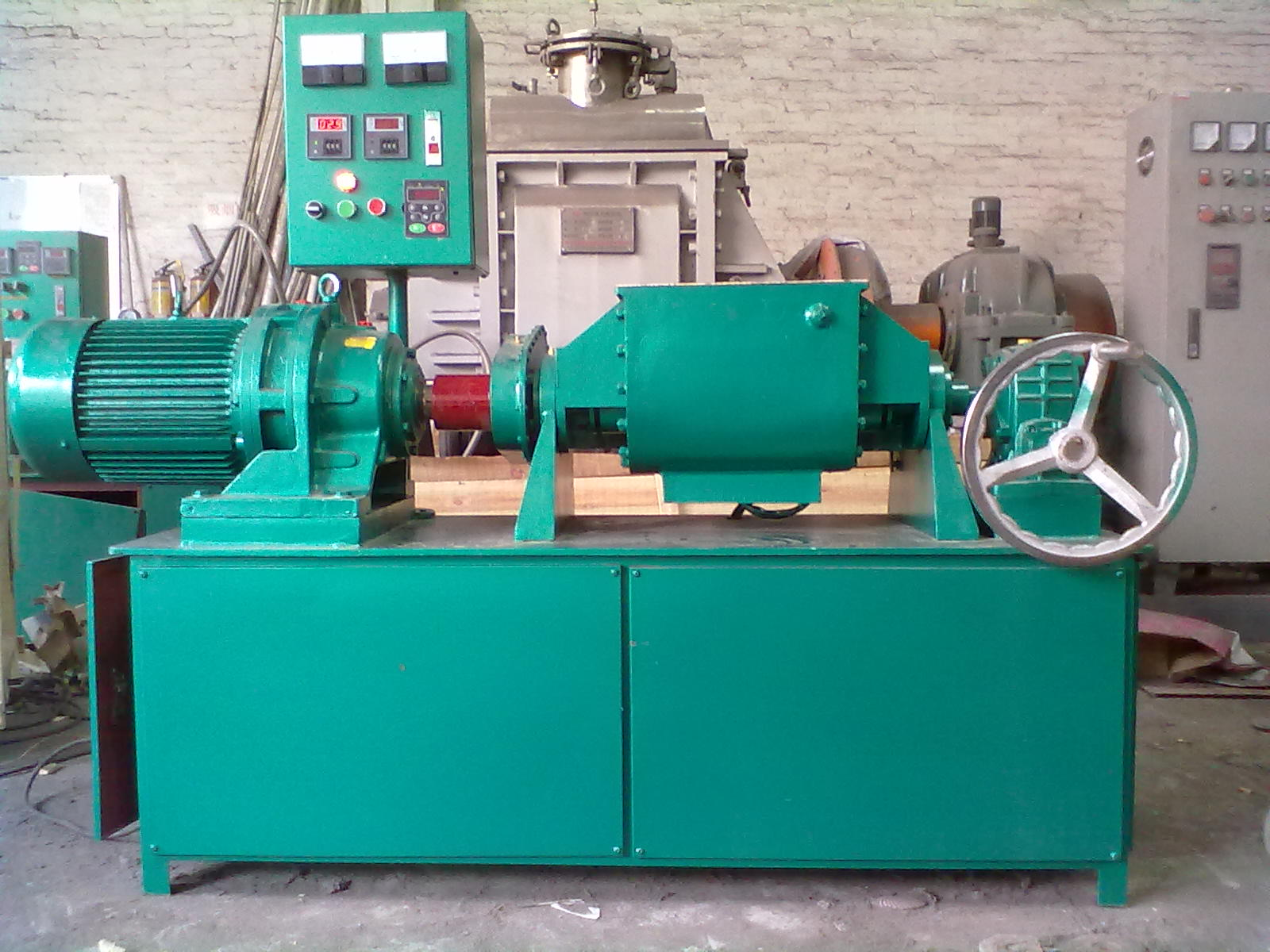 Machinery>>Plastic & Rubber Machinery>>Rubber Raw Material Machinery
