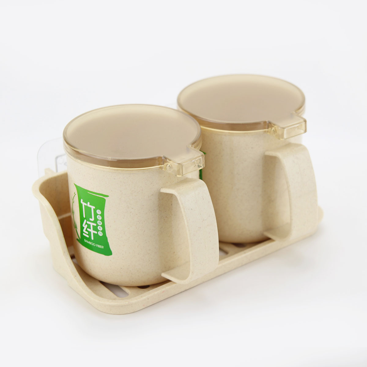 Kitchen Seasoning Salt Pepper Spices Storage Box