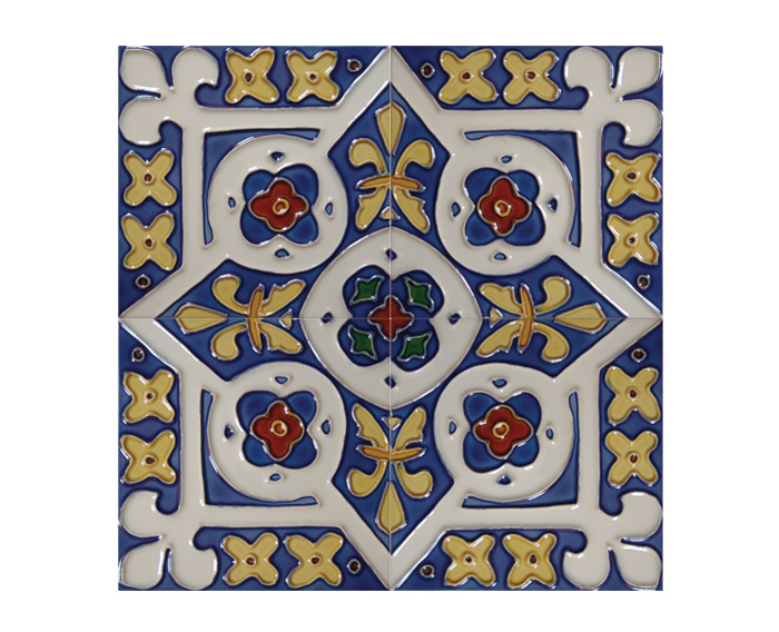 Handmade Ceramic Tiles YJ-031