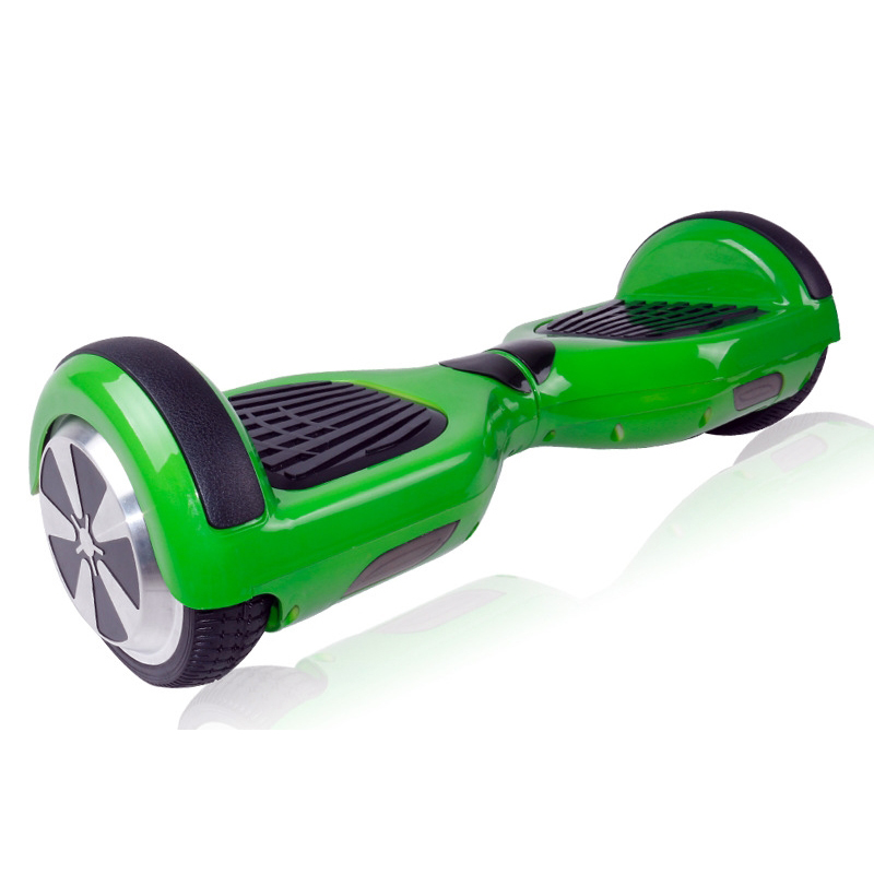 Smart Self-balancing Hoverboard Scooter with Bluetooth Speakers, LED Lights