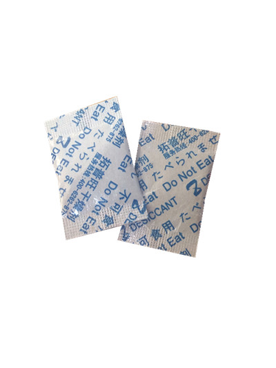 Desiccant for foods