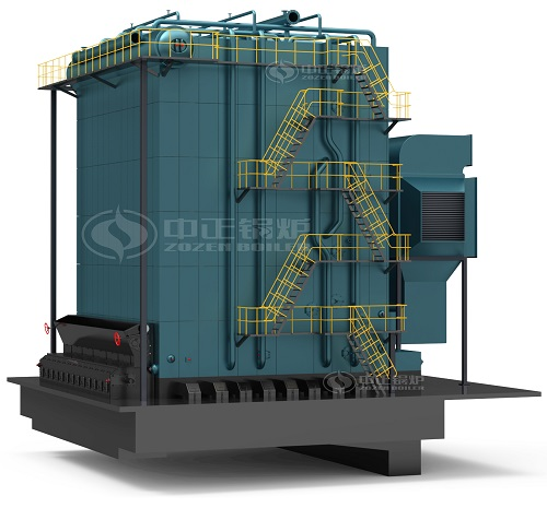 DHL series steam boiler