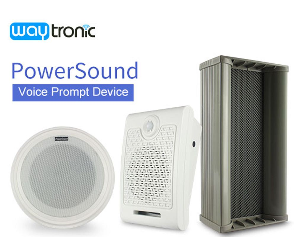 The wise choice is there at motion sensor speaker