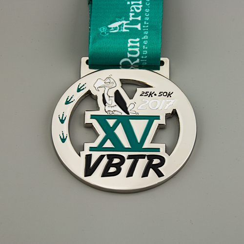 Vulture Bait Race Custom Medals
