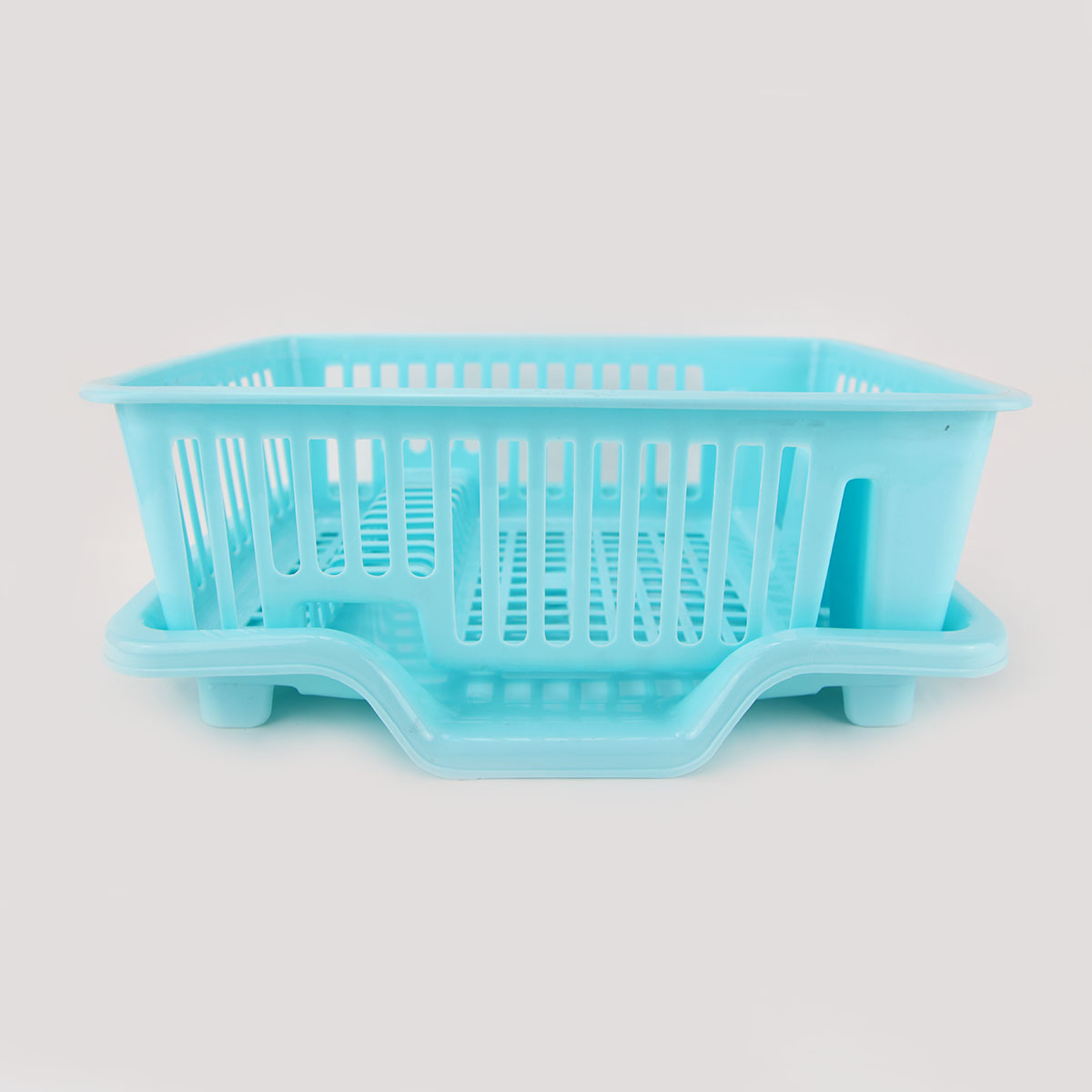 Kitchen Plastic Dish Rack Cutlery Storage ContainerHome Supplies
