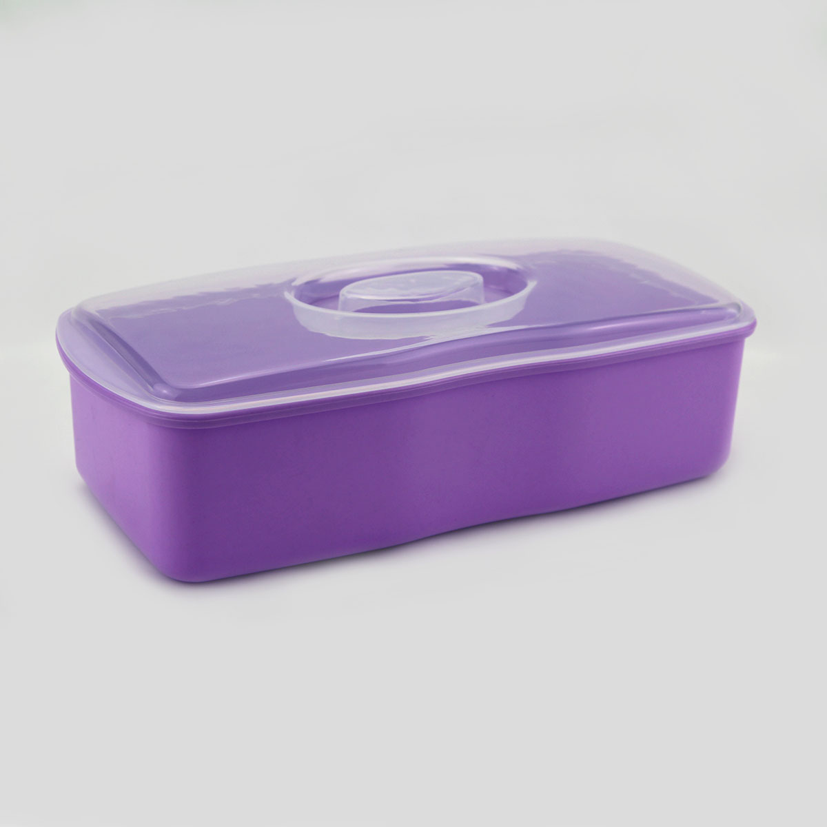Simple and Stylish Rectangle Plastic Chopsticks Box