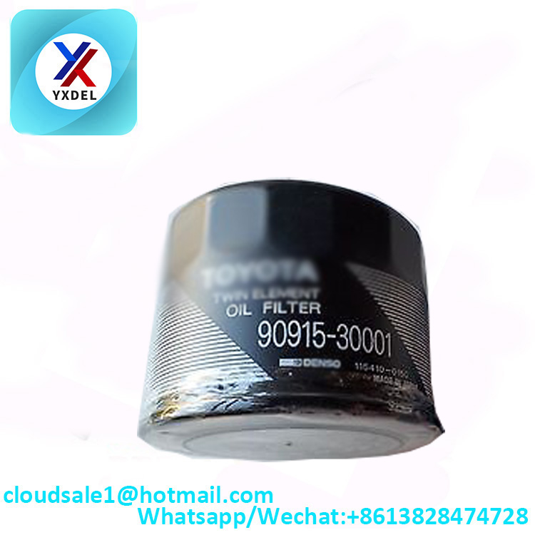 90915-30001 oil filter manufacturers for car Engine auto parts