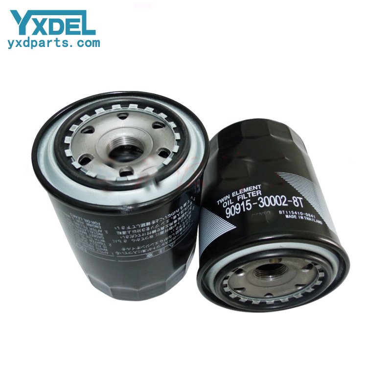 90915-30002-8T oil filter manufacturers for car Engine auto parts