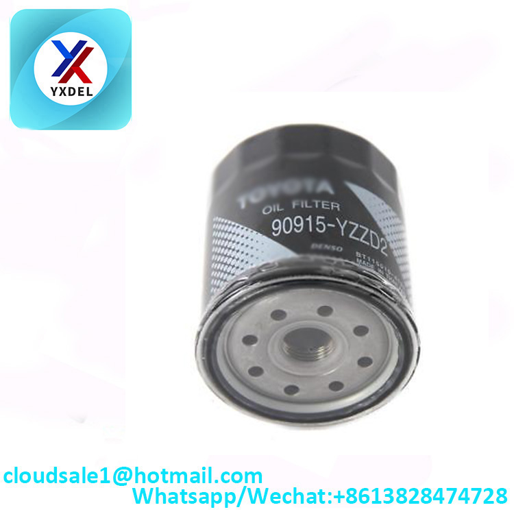 90915-YZZD2 oil filter manufacturers for car Engine auto parts