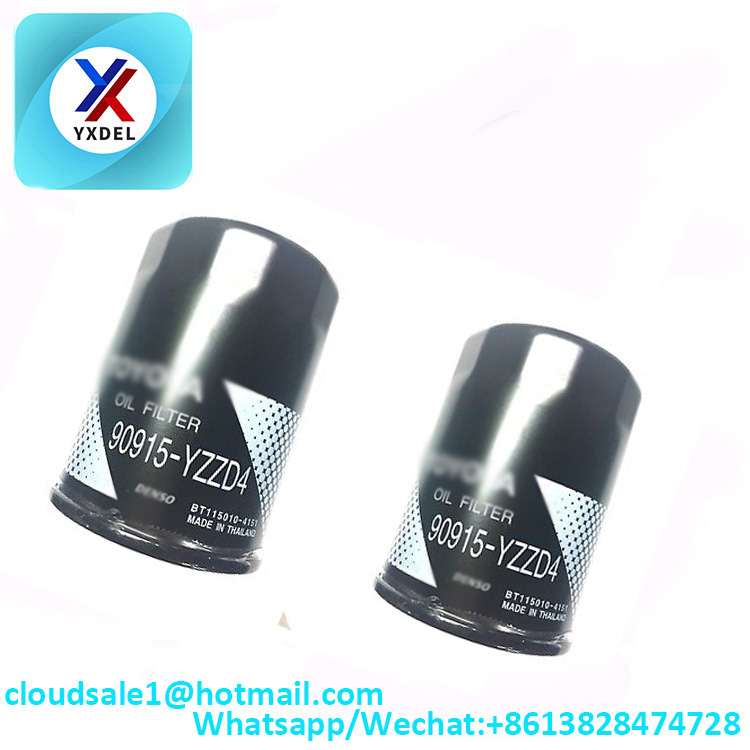 90915-YZZD4 oil filter manufacturers for car Engine auto parts