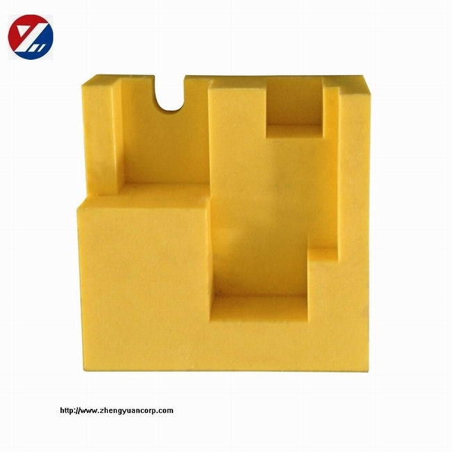 Polyurethane holding /fastening/fixing blocks