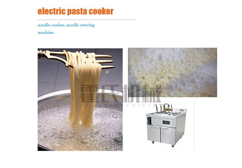 Electric Pasta Cooker, Noodle Cooker, Noodle Stewing Machine