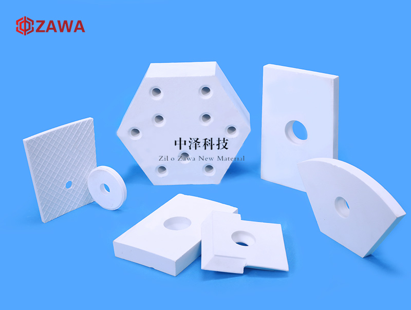 Alumina Welded Brick With Hole