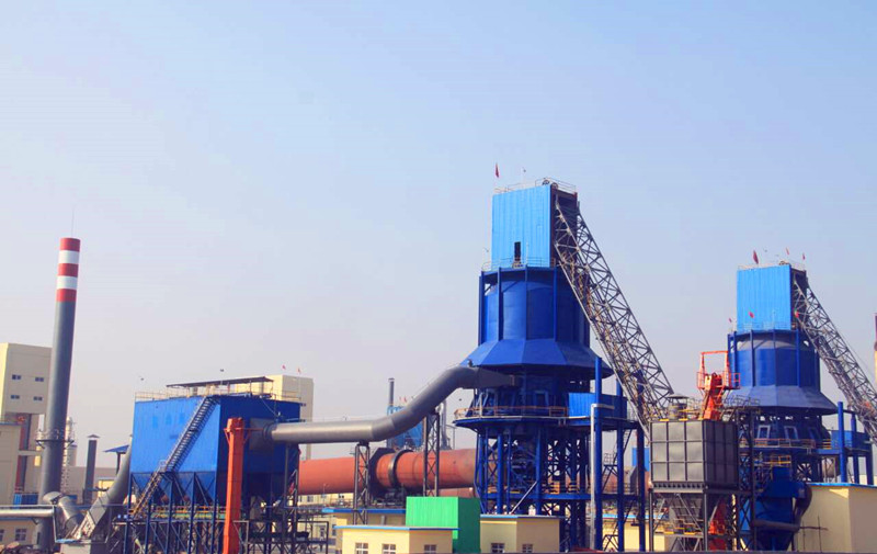 Factory sale rotary lime kilns manufacturing equipment
