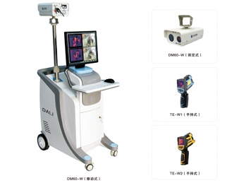 DALI TECHNOLOGYDM60-W Infrared Temperature Screening Instru