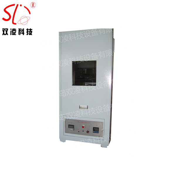 XSPR-01A Rubber hose  flammability test device