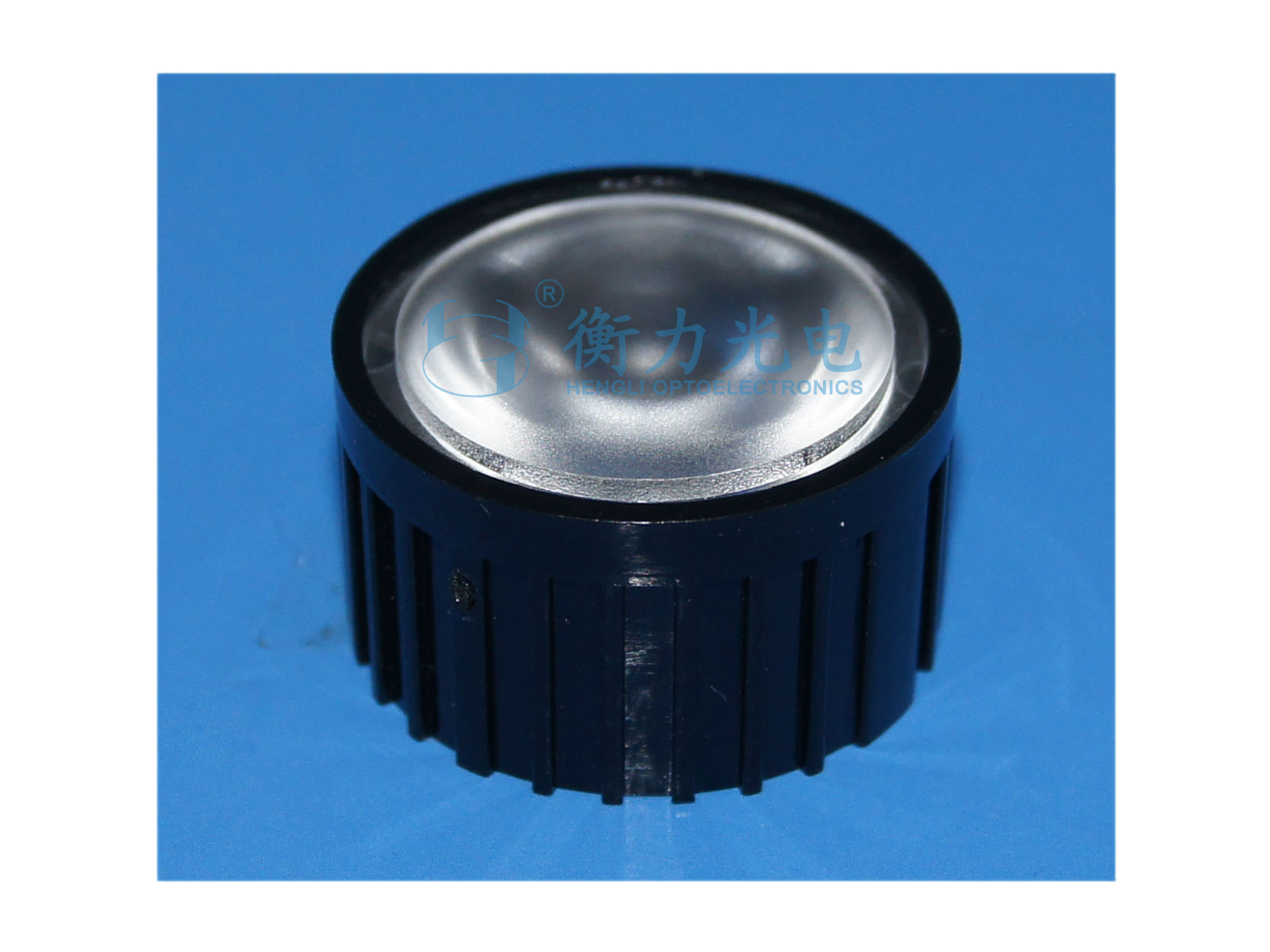 2018 new products Circular 25 degrees LED lens mount factory