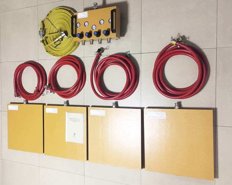aircraft transporters is easy to operate