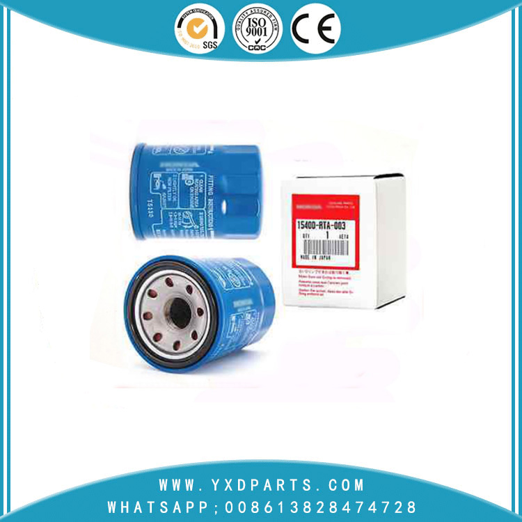 15400-RTA-003 oil filter manufacturers for honda car Engine auto parts factory