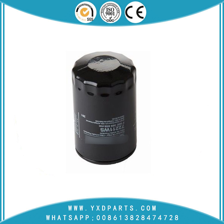06A115561B oil filter manufacturers for VW Audi car Engine auto parts factory