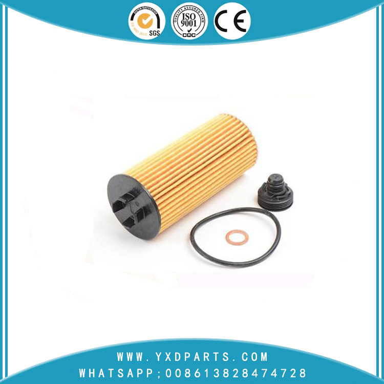 11428570590 oil filter manufacturers for BMW car Engine auto parts factory