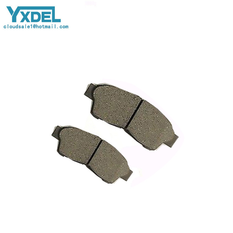 Genuine high quality car Rear Brake pad oem 04465-0D020 for BYD GEELY LIFAN TOYOTA