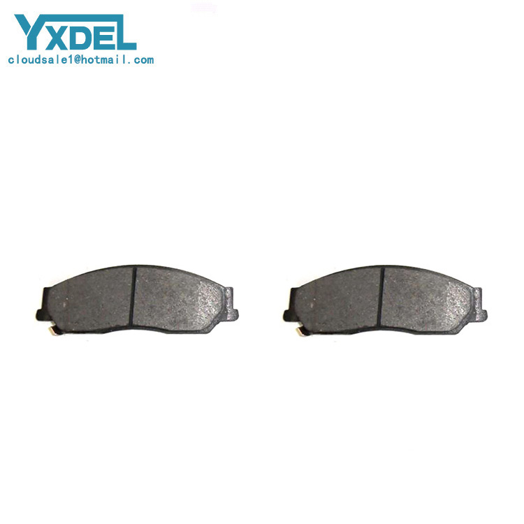 China factory Wholesale car Disc Brake Pads oem 04465-06090 for BYD EMGRAND ENGLON GLEAGLE