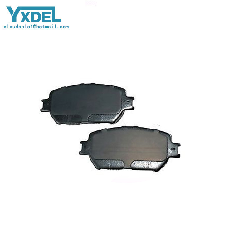 china auto parts  factory wholesale brake pad oem 04465-30340 for TOYOTA