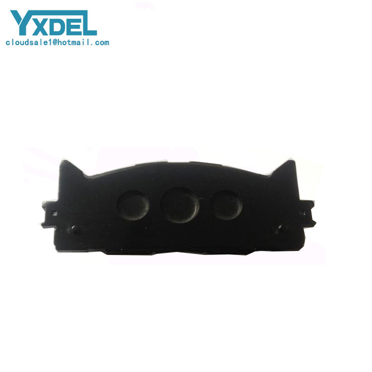 China supplier wholesale auto spare parts disc brake pads oem 04465-33450 for LEXUS toyota