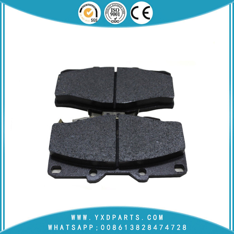 Auto Parts Disc Brake Pad Factory oem 04465-0K020 for HONDA TOYOTA