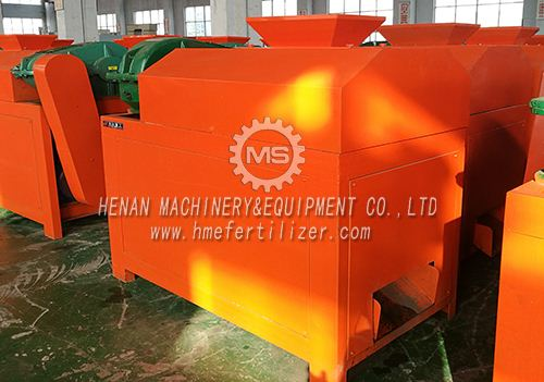 HNMS focuses onfertilizer roller compactor, and he is going