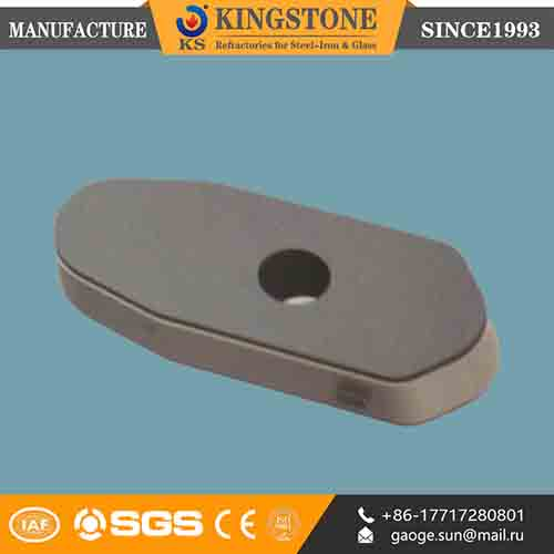 High Temperature Fired Al2O3-C and Al2O3-ZrO2-C Sliding Plates