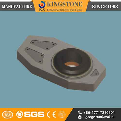 Sliding Gate Plate for Converter Tapping Hole
